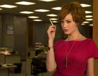 Image result for christina hendricks in mad men