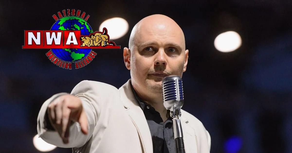 Image result for billy corgan NWA