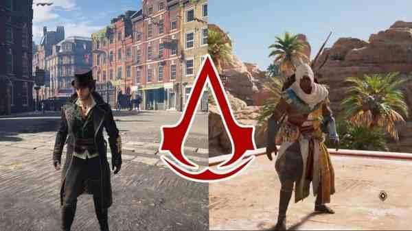 Assassin's Creed Origins vs. Syndicate