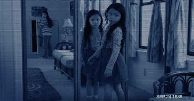 Image result for paranormal activity