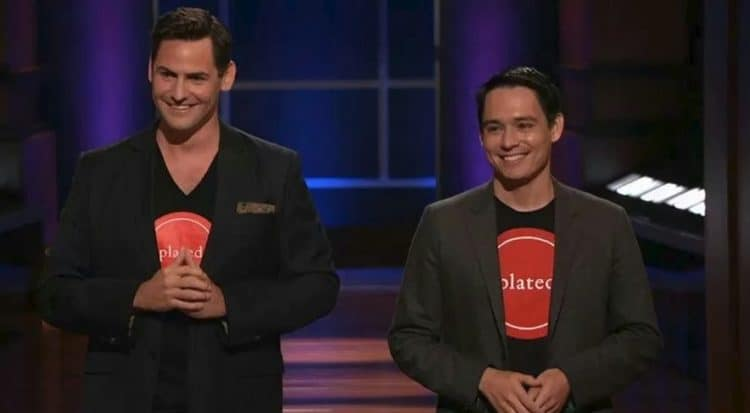 Image result for plated shark tank