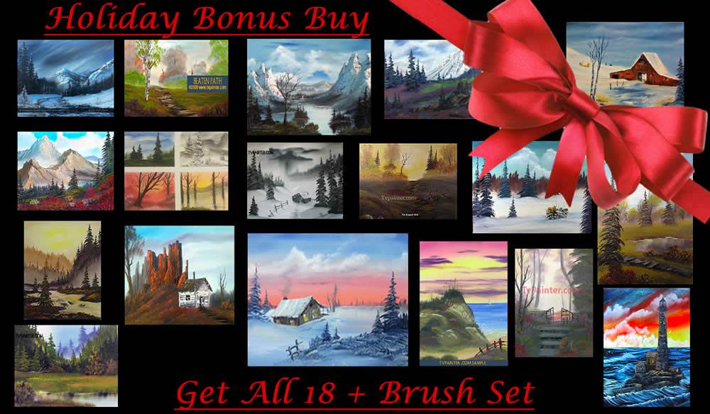 Christmas Sale at Thompson Studio