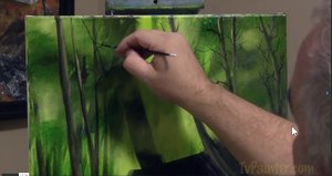 Painting Tree Limbs • TvPainter • Painting Lessons