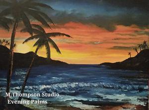 evening-palms