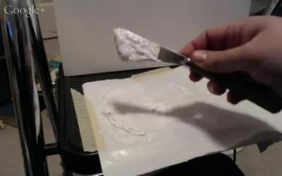 How To – White Base Medium