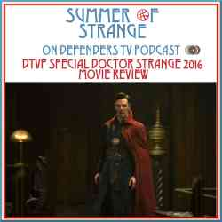 dtvp Special Doctor Strange Movie Review