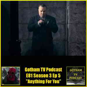 GTVP Gotham Season 3 Episode 5 Review