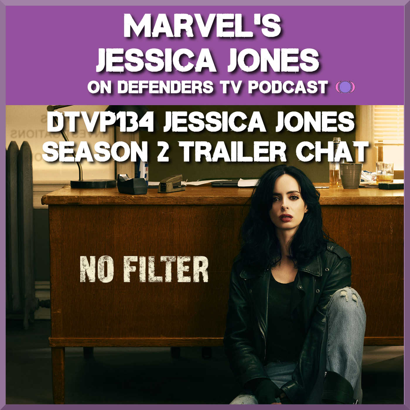 Jessica Jones Season 2 Trailer Reaction - Defenders TV