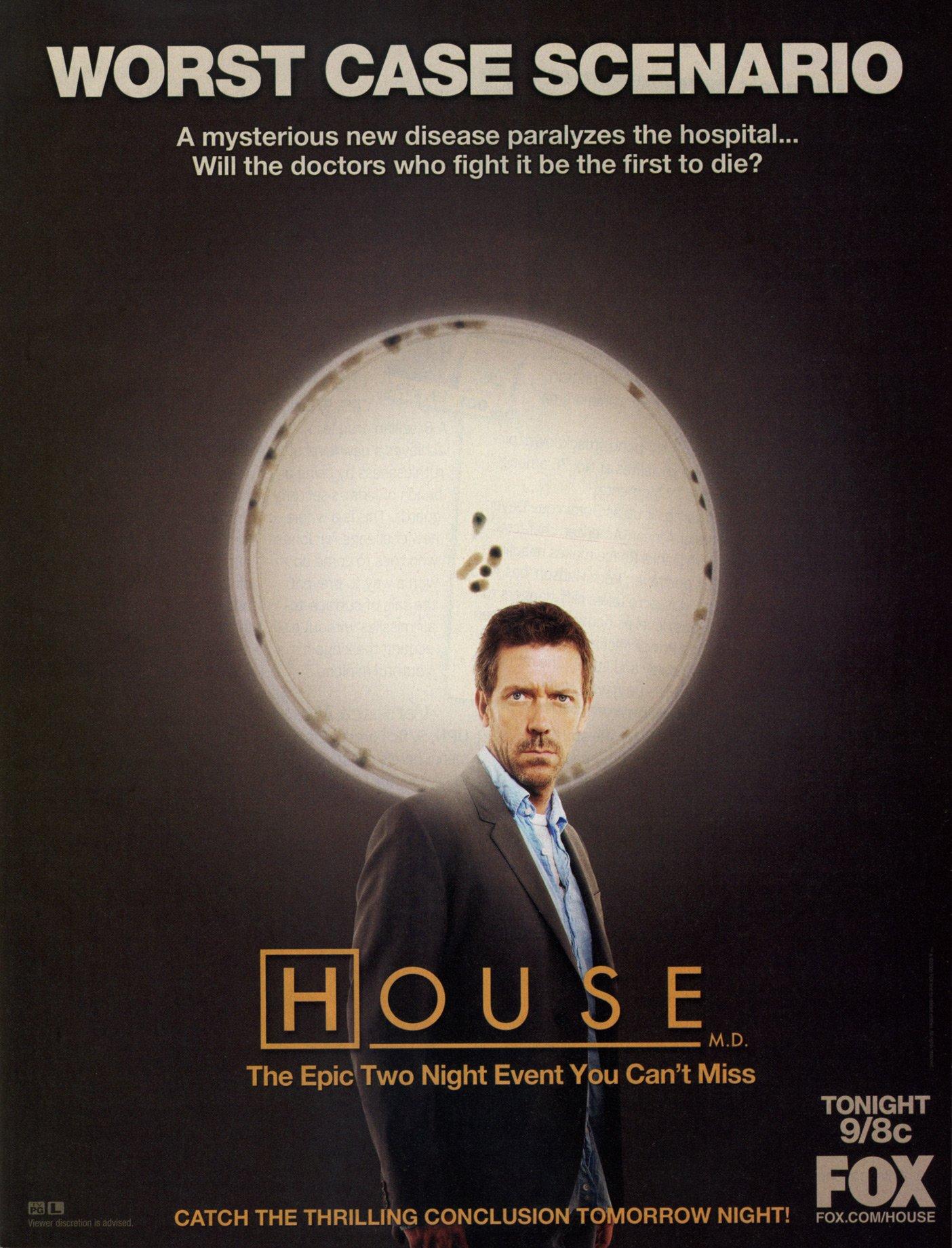 house m d 2004 poster tvposter net