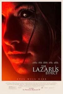 Talk-show américains : The Lazarus effect
