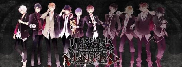 Diabolik Lovers More, Blood