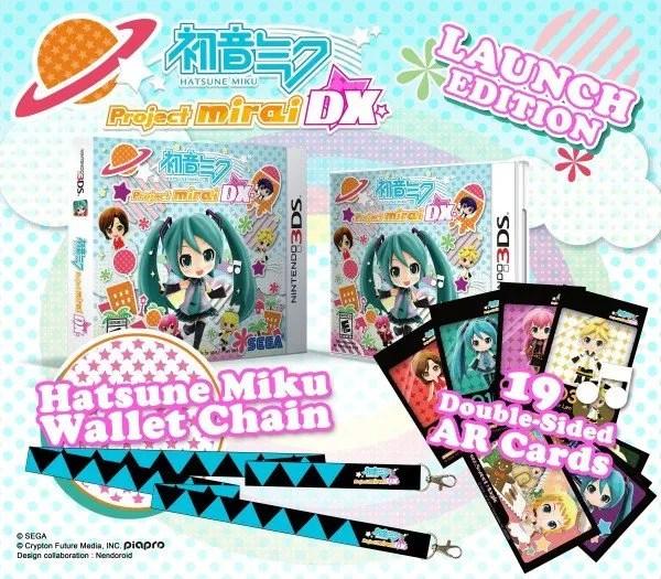 Hatsune Miku Project Mirai DX