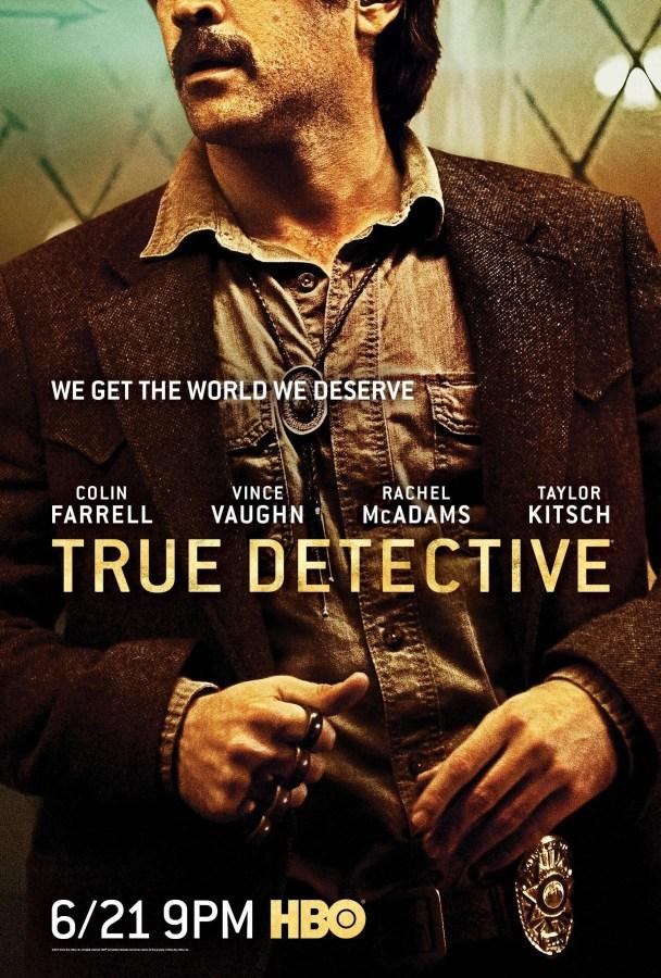 True Detective saison 2 poster 2