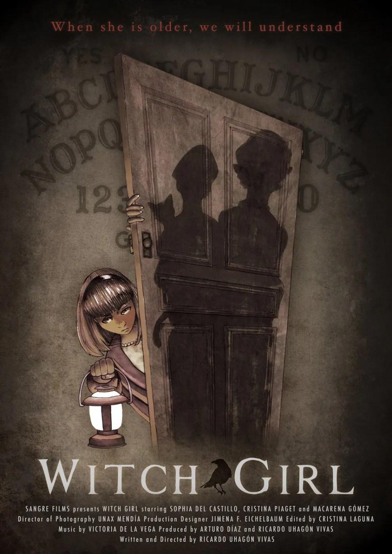 Witch Girl Ricardo Uhagón Vivas