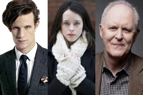 Matt-Smith-Claire-Foy-Jon-Lithgow