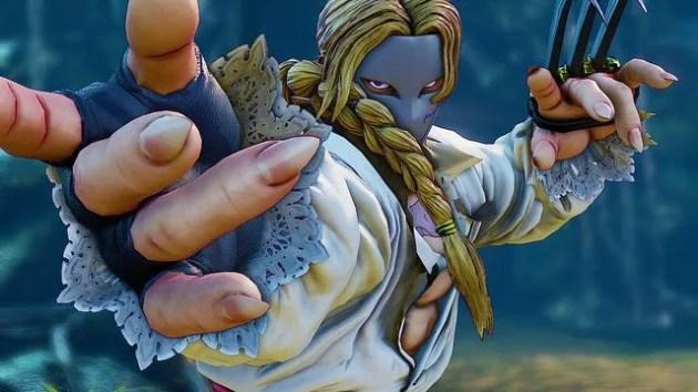 Street Fighter V vega
