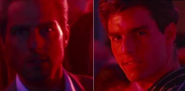 Le Vincent de 2004 échange un regard avec le Brian Flanagan de 1988!