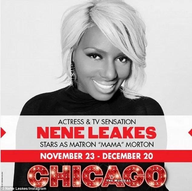 Nene Leakes Chicago