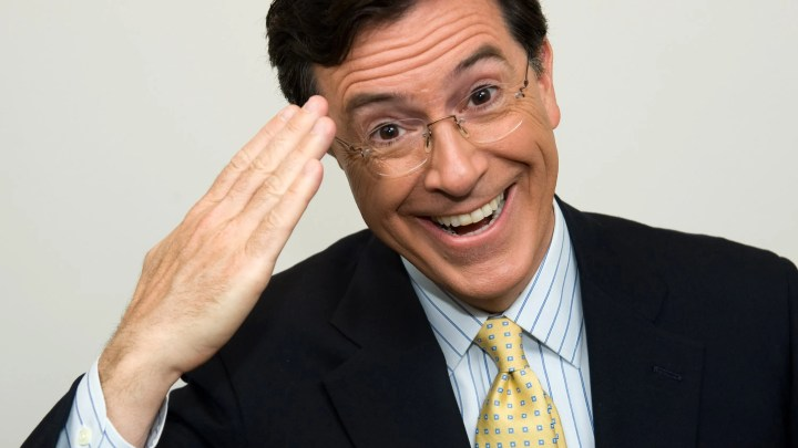 Talk-shows américains: Stephen Colbert