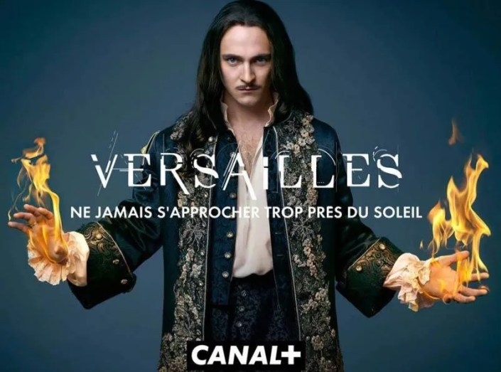 Versailles canal+