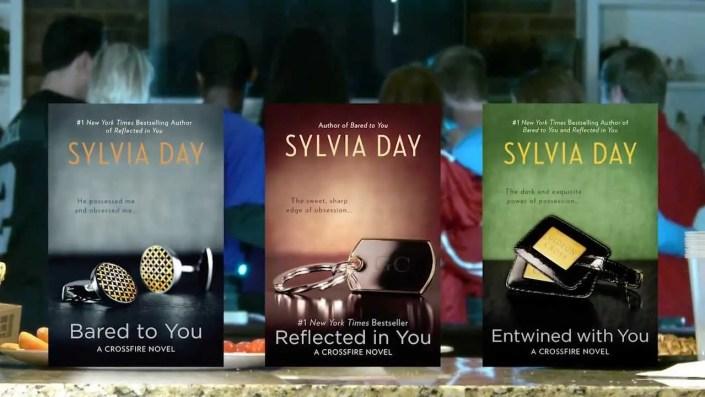 Crossfire: Sylvia Day