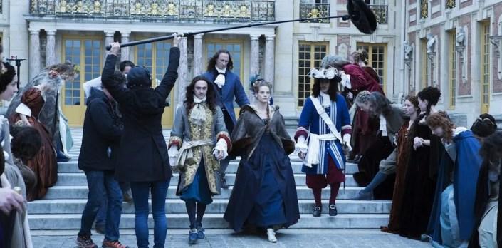 Versailles George Blagden (Louis XIV), Noémie Schmidt (Henriette)
