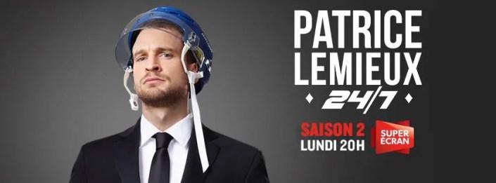 Patrice Lemieux 24/7 saison 2