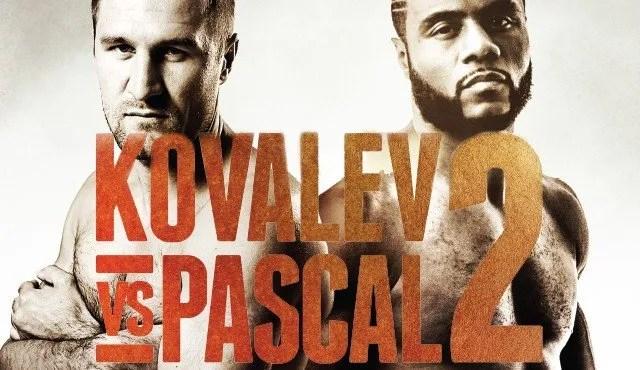 Pascal vs Kovalev 2
