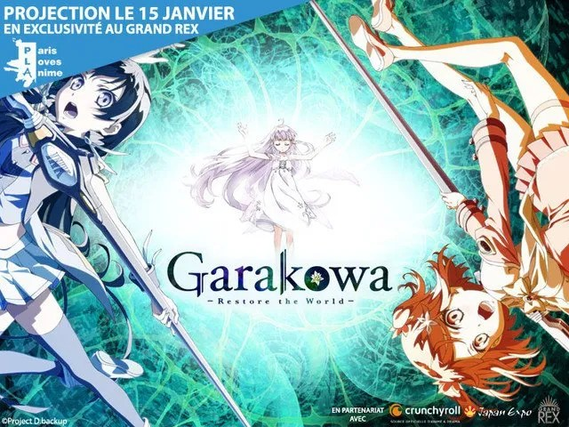 Garakowa – Restore the World –