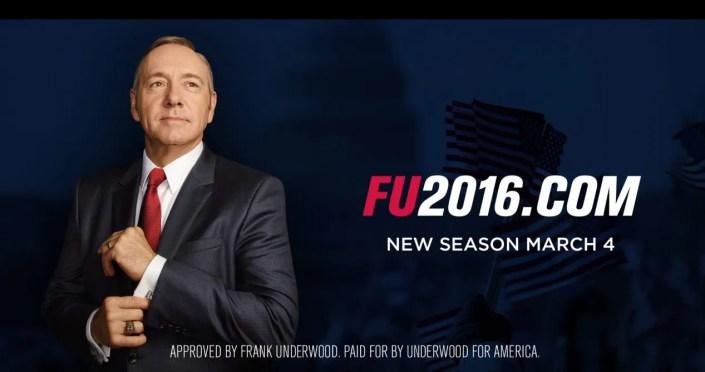 House of Cards saison 4