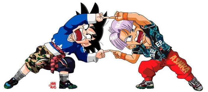 Dragon Ball : Project Fusion