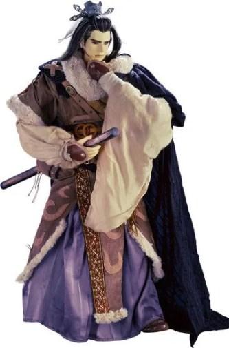 Junichi Suwabe as Sh?ng Bù Huàn/Rèn Wú F?ng (Sh? Fu Kan/Jin Muh?)