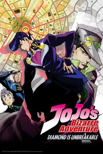 JoJo's Bizarre Adventure – Diamond is Unbreakable