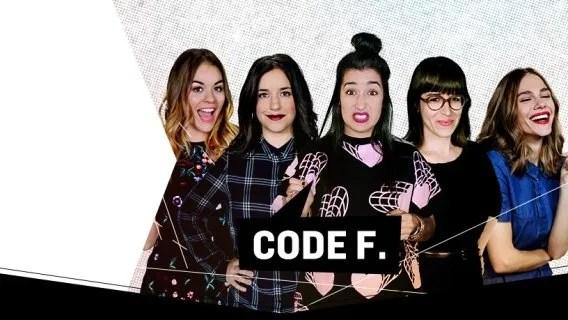 CODE F.