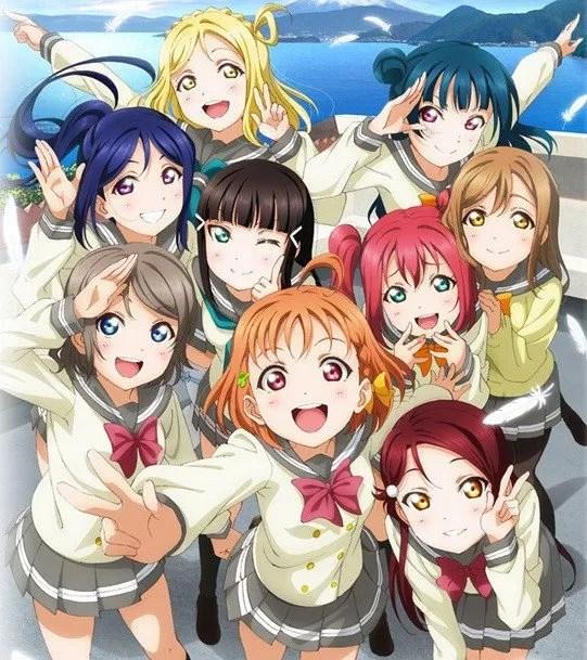 Love Live! Sunshine!!