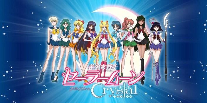 Sailor Moon Crystal 3