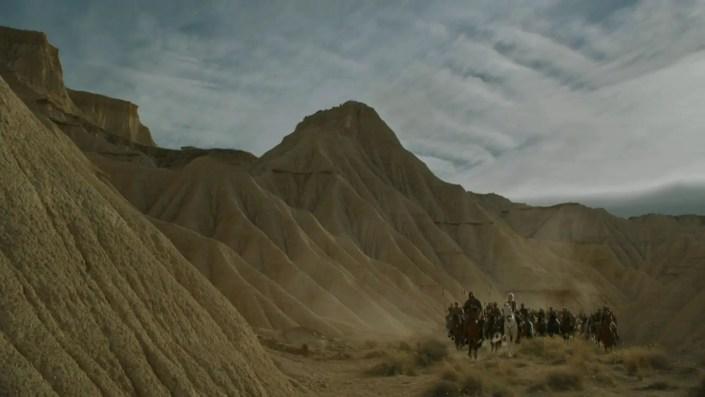 Game of Thrones saison 6 Dothraki Army