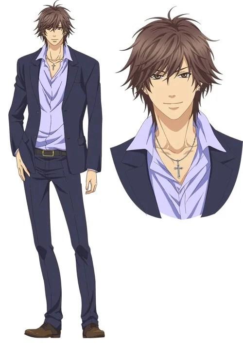 Takuya Satô prêtera sa voix à Natsuo Shiba