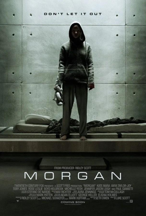 Morgan: Kate Mara