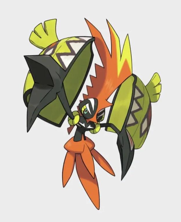 Tapu Koko (Type Électrique / Fée)
