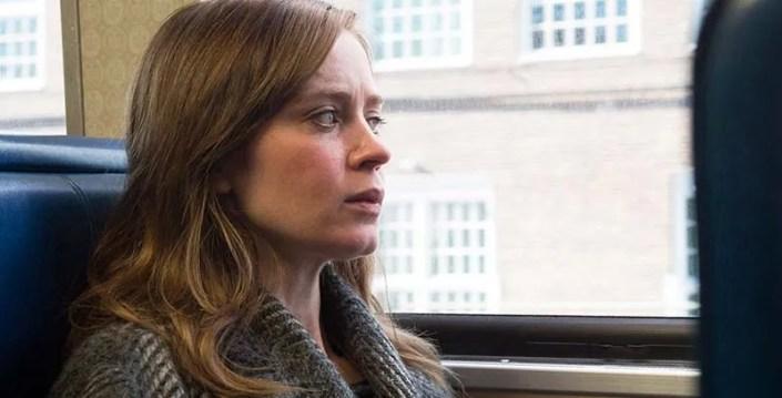 The girl on the train BA