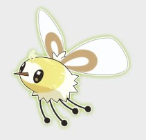 Cutiefly (Insecte / Fée)