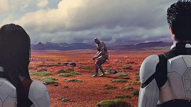 Il y a un lien de parenté entre Terraformars et Starship Troopers.
