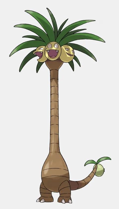 Noadkoko type Plante/Dragon