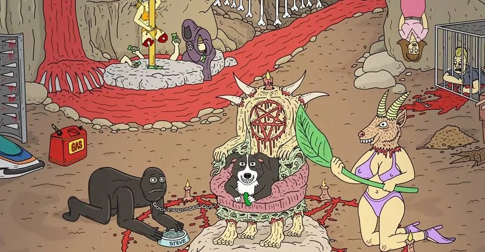 Mr. Pickles:  Adult Swim confirme la troisième saison