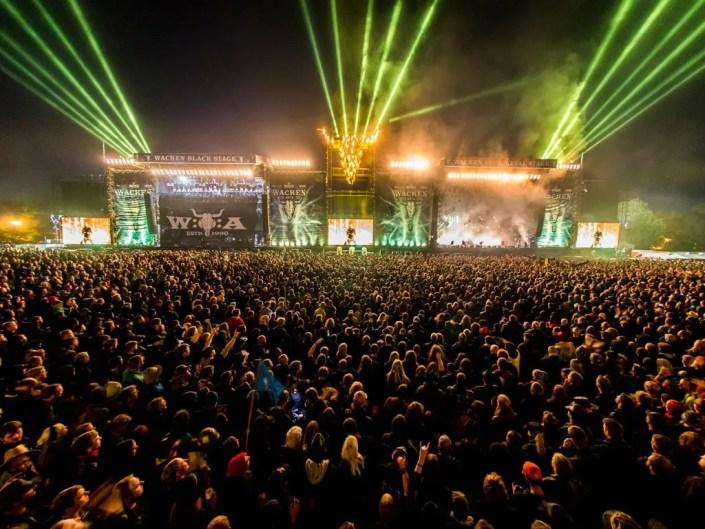 Wacken Open Air Festival 2016