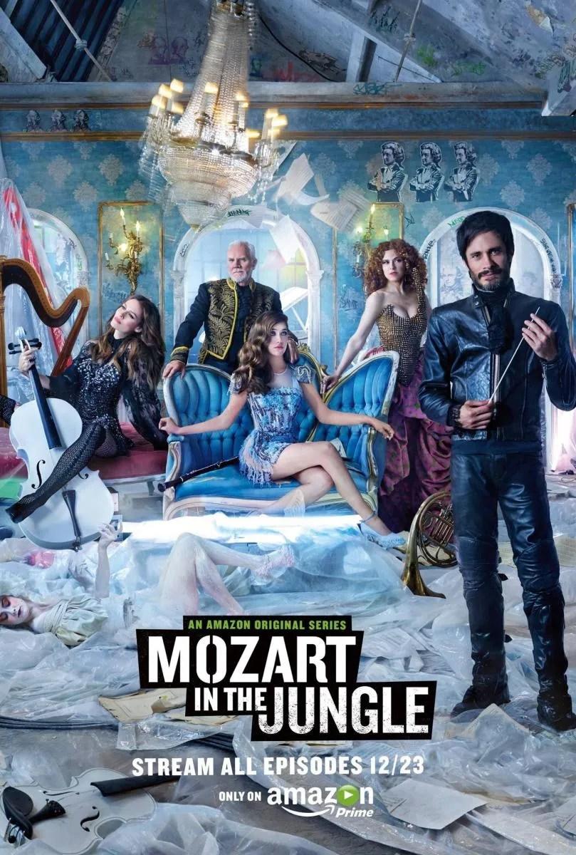 Mozart in the Jungle saison 3