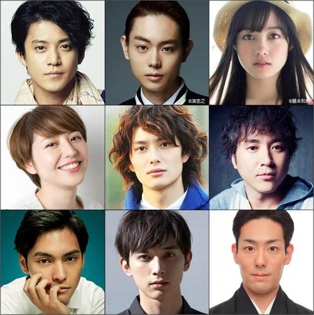 Gintama casting