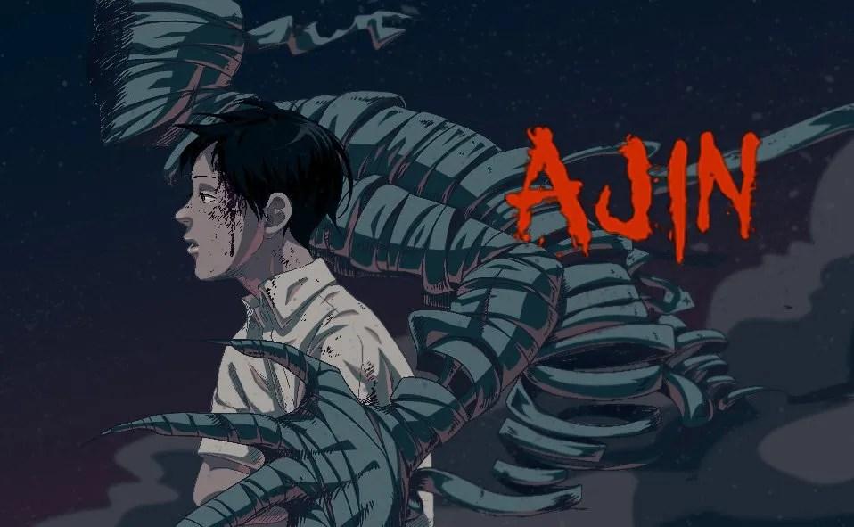 Ajin Semi-humain