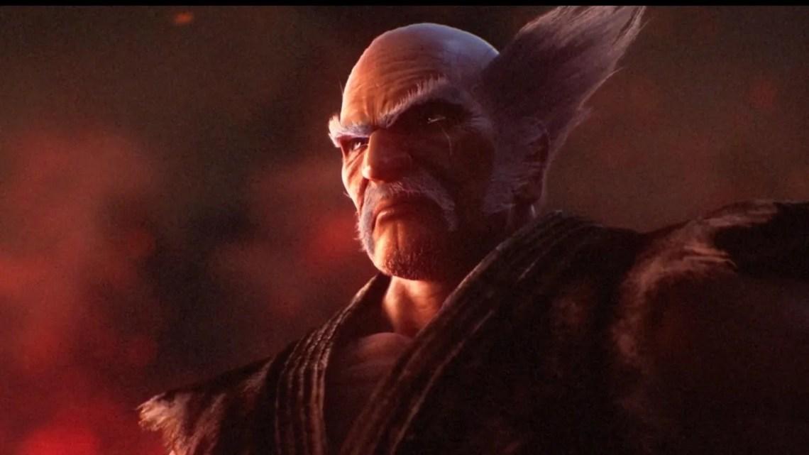 Tekken 7 Rage and Sorrow